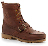 Polo Ralph Lauren Ranger Leather Buckle Boots