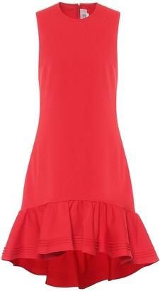 Victoria Victoria Beckham Crepe midi dress
