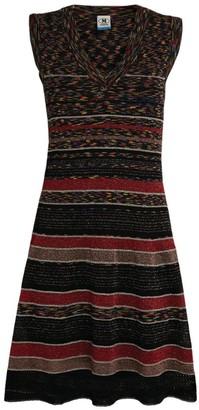 M Missoni Stripe Dye Dress