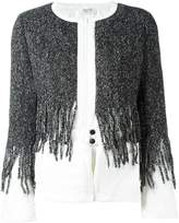 Aviu fringed detail cardigan