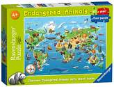 Ravensburger Endangered Animals 60 Piece Jigsaw Puzzle
