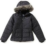 Columbia 7-16 Katelyn Crest Hooded Jacket