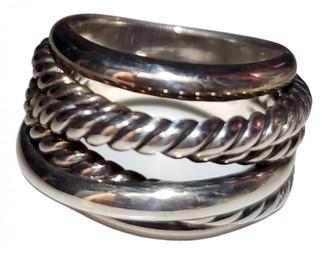 David Yurman Silver Silver Rings