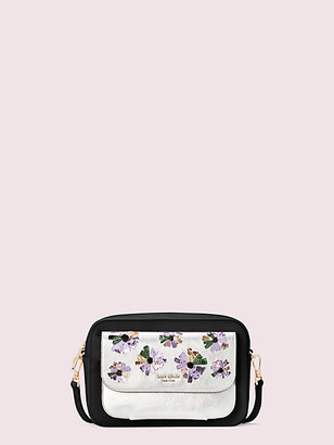 Kate Spade Make It Mine Customizable Camera Bag Floral Pouch