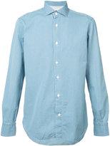 Eleventy classic shirt - men - Cotton - M