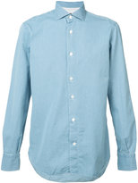 Eleventy classic shirt - men - Cotton - S