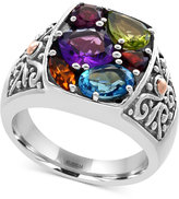 Effy Multi-Gemstone Statement Ring (3 ct. t.w.) and in Sterling Silver