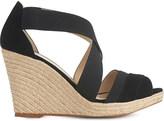 LK Bennett Alycia espadrille wedge sandals
