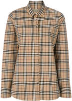 Burberry vintage check shirt