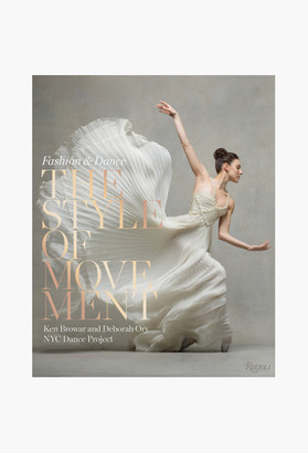 Rizzoli The Style of Movement: Fashion and Dance