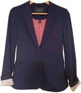 Maison Scotch Navy Jacket for Women