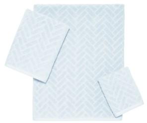 Avanti Last Act! Herringbone Bath Towel Bedding