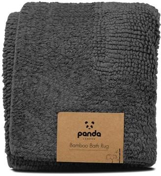 Panda London : Panda Bamboo Bath Rug - Urban Grey