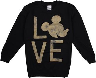 Disney Girl's Mickey Love Sweatshirt