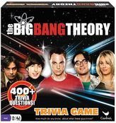 Cardinal The Big Bang Theory Trivia Game by