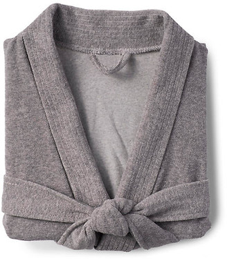 Kassatex Marlow Bathrobe - Gray small/medium