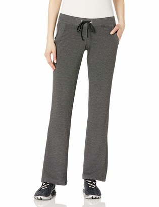 Danskin Women's Twin Knit Boot Cut Pant