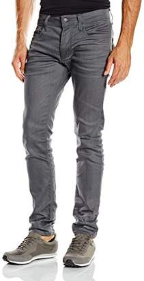 Jack and Jones Men's Tim Original Trousers, Grau (Grey Denim)