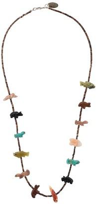 Jessie Western Med Strand Honey necklace