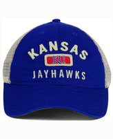 adidas Kansas Jayhawks Eyes Up Meshback Adjustable Cap