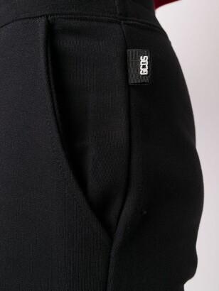 GCDS Oversized Logo Track Trousers