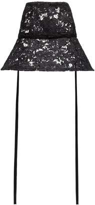 Valentino lace bucket hat