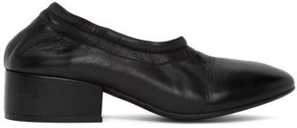 Marsèll Black Cubo Decollete Elastico Heels