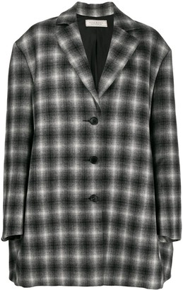 Nina Ricci Oversized Single-Breasted Blazer
