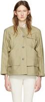 Isabel Marant Beige Sacha Easy Chic Jacket