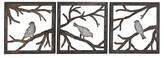 Stylecraft Birds on Branch Squares11x11 - 3 Piece