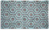 Bed Bath & Beyond Strand Sky/Pebble Bath Rug
