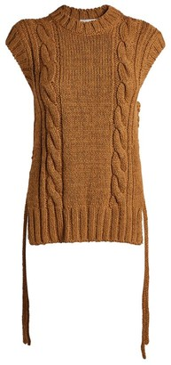 Chloé Knitted Sleeveless Sweater