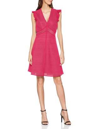 Pinko Women's Snello Abito Pizzo Rebrode Stretch Dress