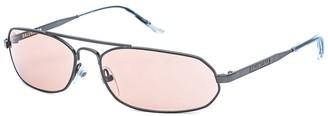 Balenciaga Unisex Bb0010s 61Mm Sunglasses