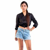 Levi's The Vixen Slit Shorts