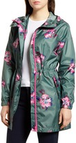 Joules Packable Waterproof Rain Jacket