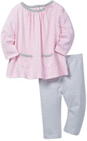 Offspring Geo Tunic & Legging Set (Baby Girls 3-9M)