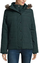 ST. JOHN'S BAY St. John's Bay Heavyweight Puffer Jacket