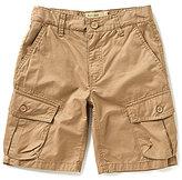 Lucky Brand Big Boys 8-20 Heritage Twill Cargo Shorts