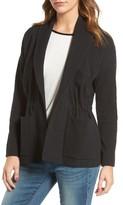 James Perse Women's Shawl Collar Jacket