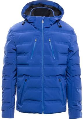 Aztech Mountain Nuke padded hooded jacket