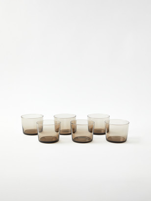 Hawkins New York Chroma Small Glass Tumbler, Set of 6