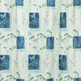 Bacova Guild Bacova Indigo Wildflowers Shower Curtain