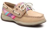 Sperry Intrepid Jr Girls Toddler Boat Shoe