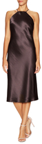 ABS by Allen Schwartz Squareneck Knee Length Slip Dress