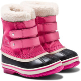 Sorel Pink 1964 Pac Strap Boots