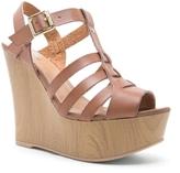 Qupid Kendall-30 Wedge Sandal