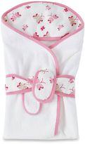 aden + anais® Hooded Bath Wrap in Princess Posie