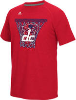 ADIDAS TEAM Men's adidas Washington Wizards NBA CL Net Web T-Shirt