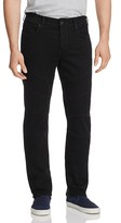 True Religion Rocco Moto Slim Fit Jeans in Rinse Black